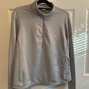Lucy Gray 1/2 Zip Sweatshirt